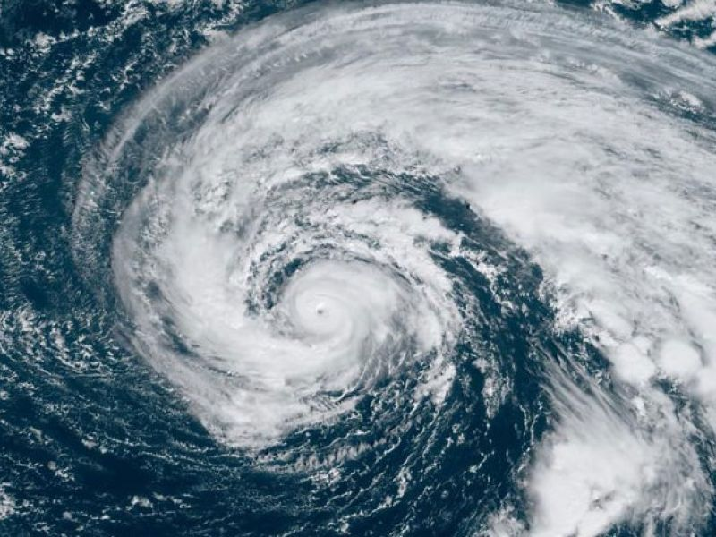 Hurricane Epsilon to hit Europe