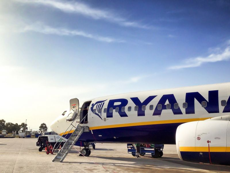 Ryanair cancels the winter flight schedule